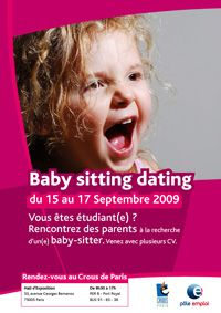 speed dating baby sitting crous paris Explore log in create new account upload ×.