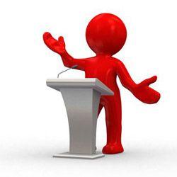 Prise de parole en public : préparer son discours