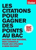 Les Citations Pour Gagner Des Points Au Bac De Philosophie La