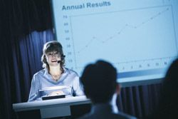 Prise de parole en public : ne pas abuser des PowerPoint