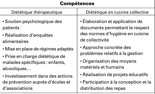 cv   pr u00e9senter deux types de comp u00e9tences