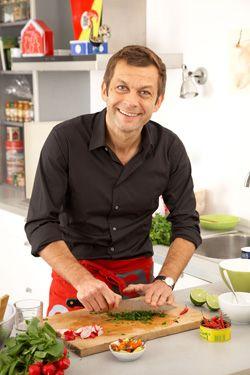 Mes 20 ans : Laurent Mariotte - L'Etudiant Mariotte Cuisine on