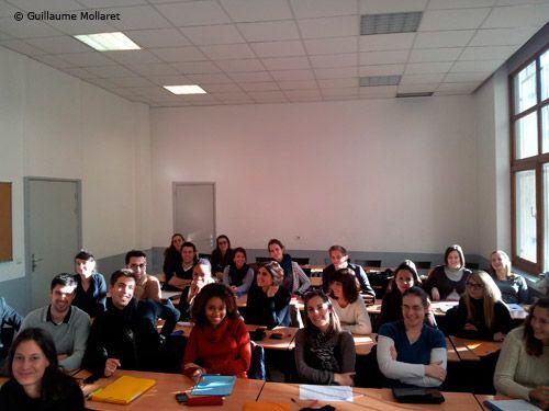 Montpellier 1 un master 2 pratiques p nales qui autorise for Salon de l etudiant montpellier