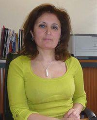 Aida Diab - directrice de l'Asfored