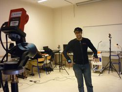 Paris 8 - Cours de motion capture