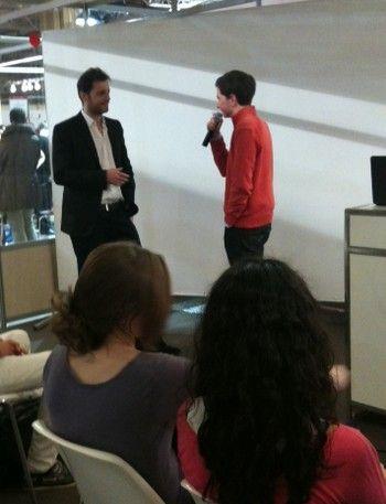 En direct du salon de l 39 etudiant de paris l 39 etudiant for Salon de l alternance paris