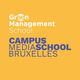 CAMPUS MEDIASCHOOL BRUXELLES - GREEN MANAGEMENT SCHOOL