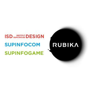 Supinfocom, Supinfogame et ISD RUBIKA