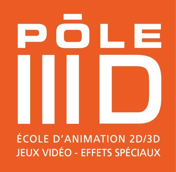 PÔLE 3D ECOLE D'ANIMATION 2D/3, JEUX VIDEO