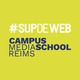 CAMPUS MEDIASCHOOL REIMS - #SUPDEWEB
