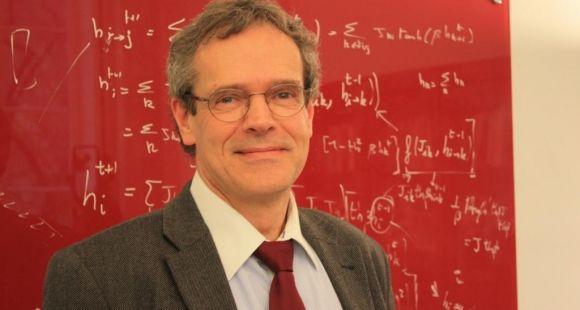 Marc Mézard, directeur de l'ENS-Ulm ©SdeTarlé