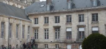 Le campus d'Amiens de France Business School // DR