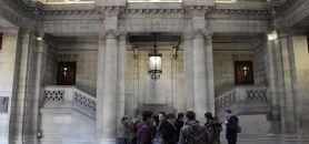 L'université de Bordeaux fait partie des trois projets d'Idex confirmés définitivement par le jury, fin avril 2016. //©Camille Stromboni