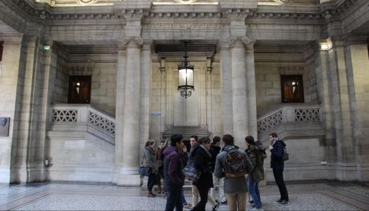 Université de Bordeaux - Site de La Victoire - Janvier 2015