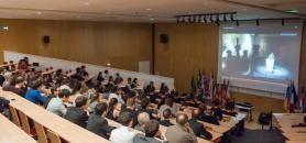 Le site alsacien de l'ENSIIE ne recrutera pas d'élèves ingénieurs pour la rentrée 2017-2018. //©ENSIEE