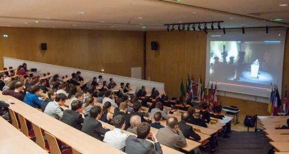 Ensiie Strasbourg - Remise des diplômes 2015