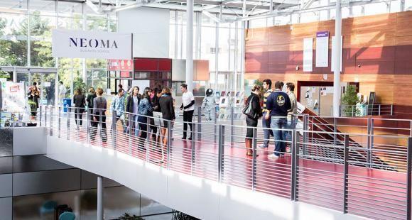 Neoma - Campus de Reims