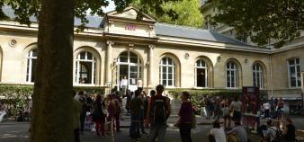 EducPros suivra toute l'année un groupe d'enseignants-stagiaires de lettres modernes à l'Espé de Paris. //©erwin canard