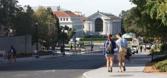 8.743 étudiants français suivent un cursus aux Etas-Unis en 2014. //©Sylvie Lecherbonnier