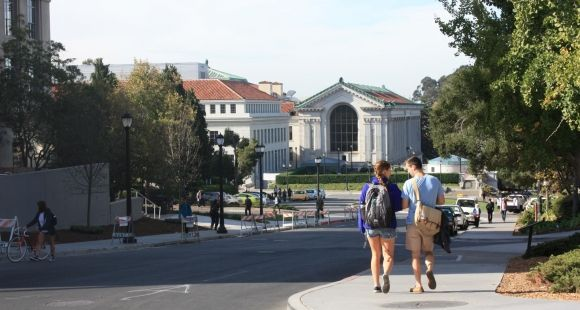 UC Berkeley - Etats-Unis - octobre 2014