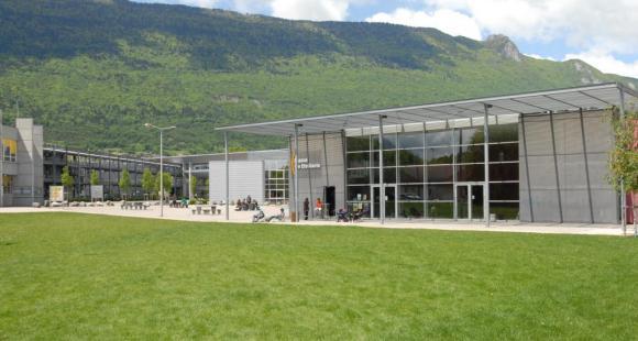 Le campus Bourget-du-Lac de l'université de Savoie © UDS