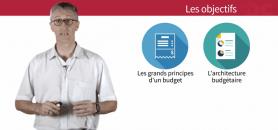 Gérard Blanchard, vice-président de la CPU, est l'un des intervenants du Mooc de la CPU sur le budget d'une université //©Capture d'écran
