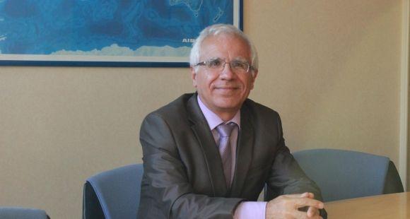 Cafer Özkul, président de l'université de Rouen