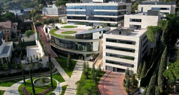 Le campus de l'IESE à Barcelone // DR
