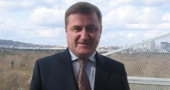 Laurent Batsch, président de l'université Paris Dauphine