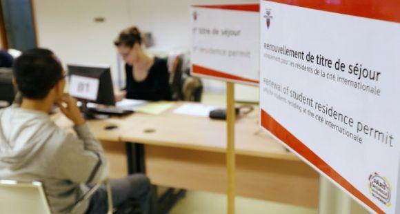 Le dispositif d'accueil des étudiants étrangers à la Cité internationale universitaire de Paris - septembre 2013