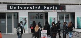 Paris 8 est l'université qui accueille le plus d'étudiants étrangers en 2014-2015. //©Delphine Dauvergne