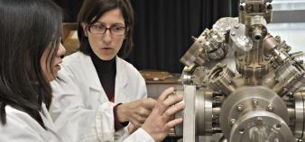 Le CNRS désigné comme entreprise préférée des étudiants des filières scientifiques universitaires : ils sont 10,9 %  à envisager d'y postuler. //©Pascal Disdier