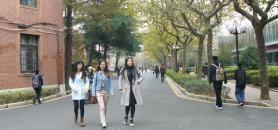 L'université de Jiao Tong est à l'origine du classement de Shanghai. //©Cécile Peltier