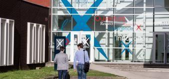 Deuxième établissement français à apparaître dans le classement QS, l'École polytechnique perd six places. //©École polytechnique – J.Barande // Flickr