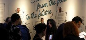 Moins de 5 % des jeunes européens bénéficient aujourd'hui du programme Erasmus. //©Fred MARVAUX/REA