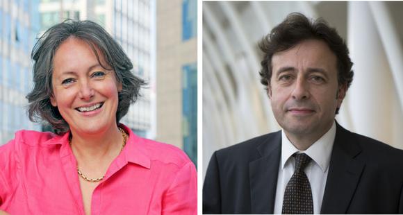 Alice Guilhon et François Bonvalet, à la conquête du Chapitre des écoles de management