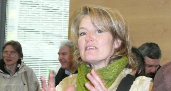 Isabelle This Saint-Jean, le nouveau visage de SLR