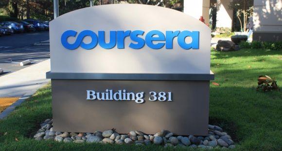 Le siège de Coursera est situé dans la Silicon Valley - Californie