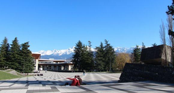 Université Grenoble Alpes - Campus