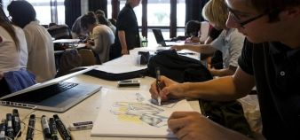 Après Shanghai et Delhi, l'École poursuit son développement à l'international en s'implantant au Brésil. //©École de design Nantes-Atlantique