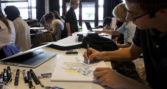 L'École de design Nantes-Atlantique.