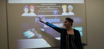 L'université de Rouen a dédié 500.000 euros en 2015 à la pédagogie numérique. //©Delphine Dauvergne