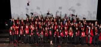 2.500 étudiants et lycéens ont répondu au sondage en ligne sur la sélection en master en février 2016 sur le site de l'Etudiant. //©UVSQ