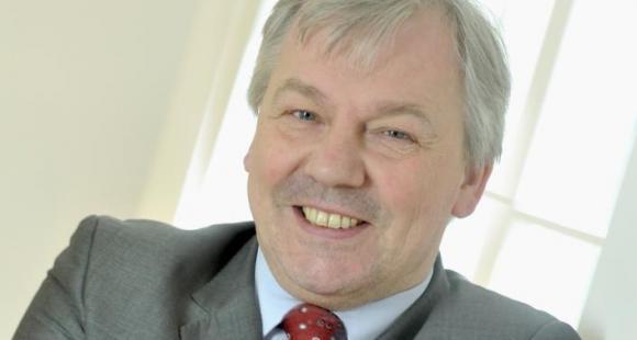 Frank Bostyn, directeur général de Neoma Business School.