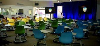 Singularity University - Salle de classe - San Francisco Silicon Valley // ©H. Allaire //©Hélène Allaire
