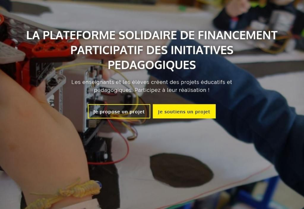 //©Trousse à projets / Ministère de l'Educat