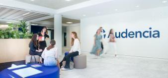 Audencia place la transition écologique au cœur de son plan stratégique 2021-2025. //©Audencia Business School