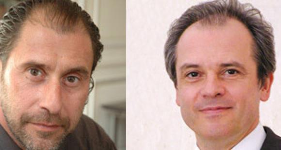 Richard Descoings et Louis Vogel