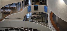 Bibliothèque de l'université Le Havre © C.Stromboni - mai 2011