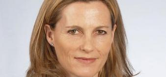 Anne-Lucie Wack, présidente de la CGE. //©Montpellier Supagro